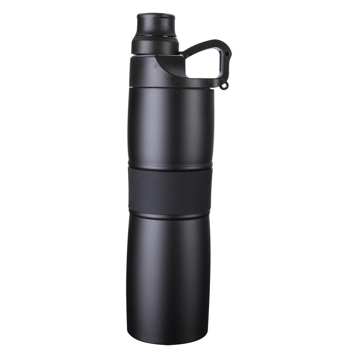 #CM 5734 - 20 Oz. Stainless Steel Easy Grip Sports Bottle