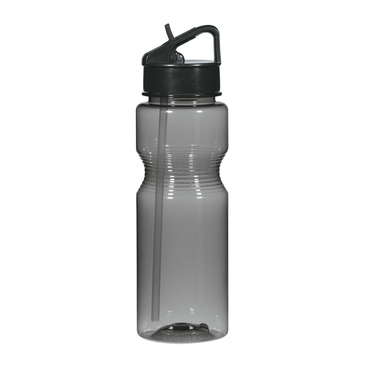 #CM 5804 - 26 Oz. Tritan™ Ring Around The Bottle With Straw
