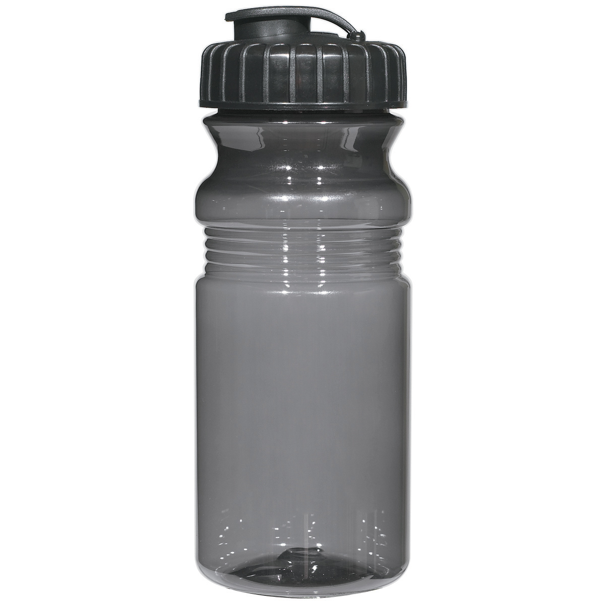 #CM 5892 - 20 Oz. Poly-Clear™ Fitness Bottle With Super Sipper Lid