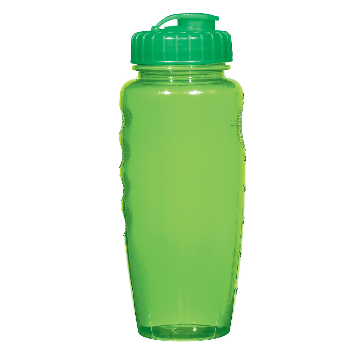 #CM 5898 - 30 Oz. Poly-Clear™ Gripper Bottle