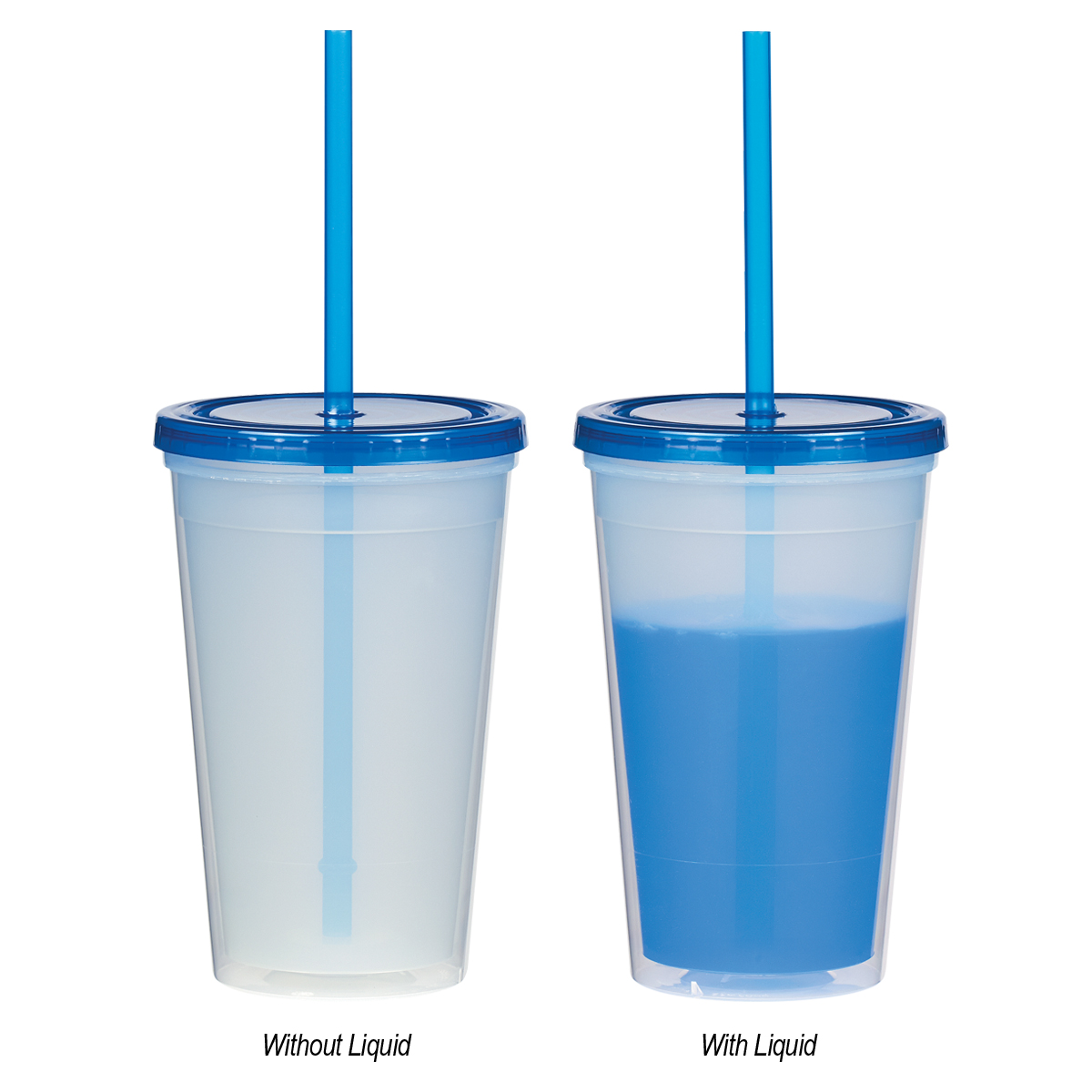#CM 5930 - 16 Oz. Econo Color Changing Tumbler