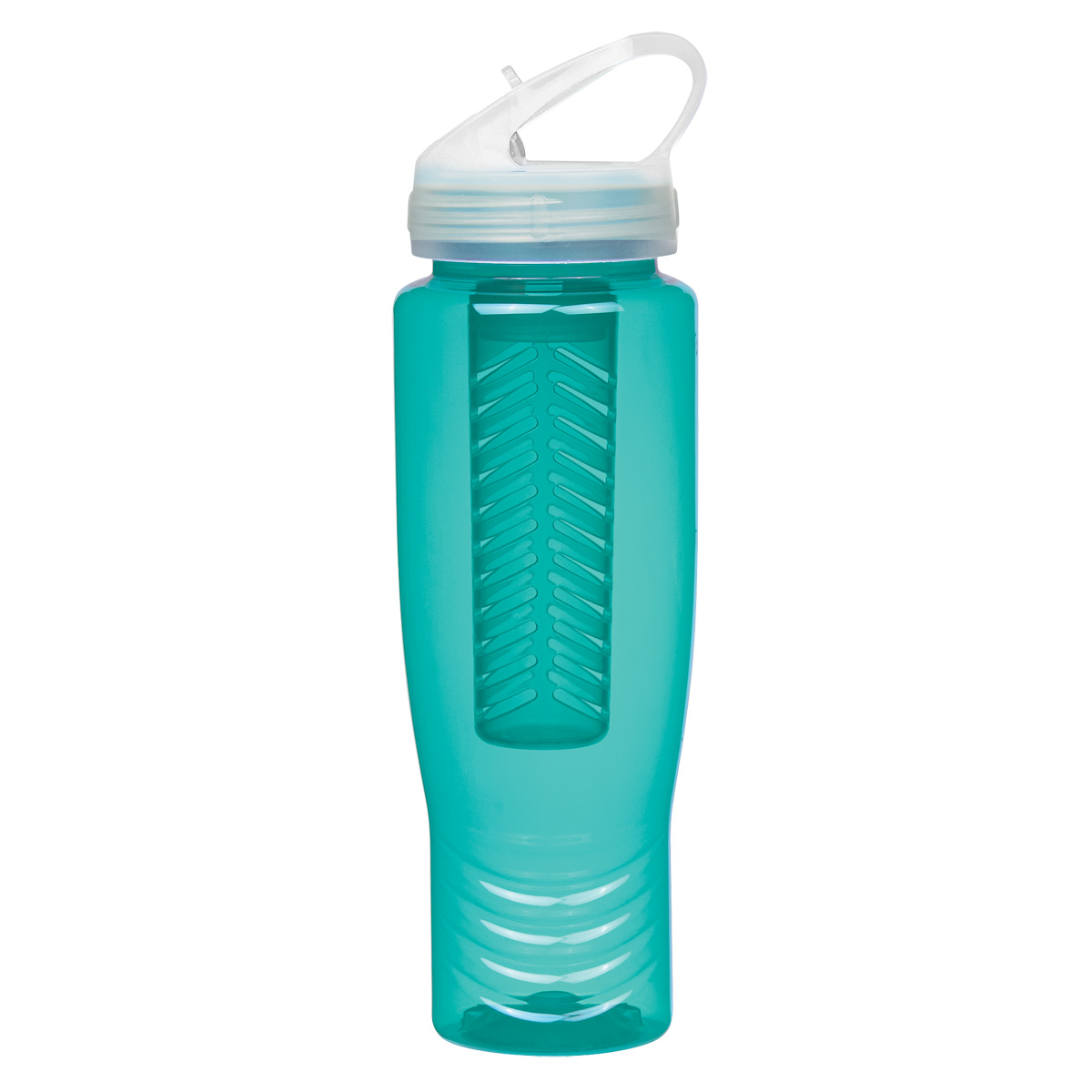 #CM 5996 - 28 Oz. Poly-Clean™ Sports Bottle With Fruit Infuser