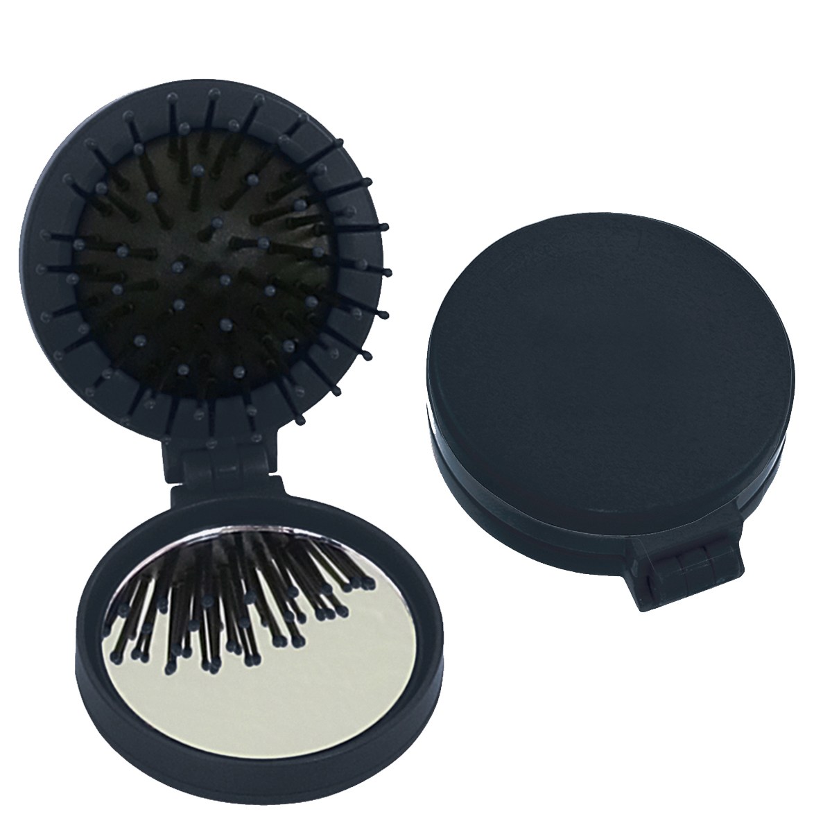 #CM 7113 Brush And Mirror Compact