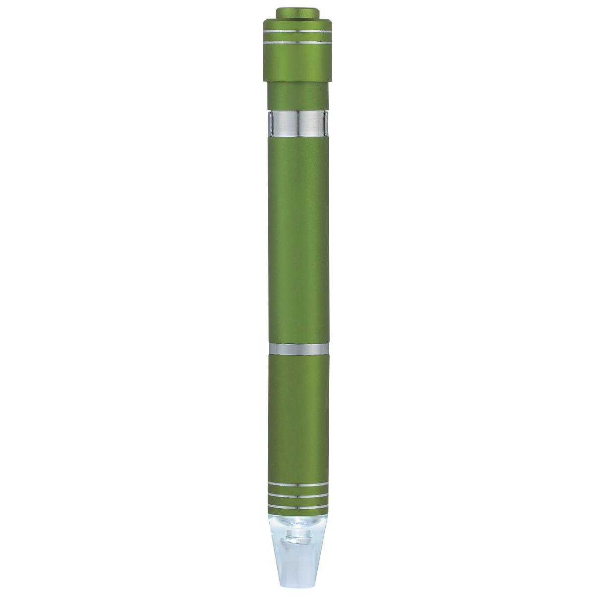 #CM 7229 Aluminum Multi-Tool Kit With LED Light