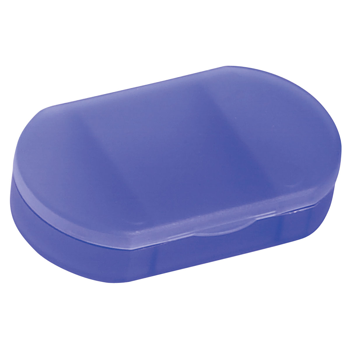 #CM 7531 Oval Shape Pill Holder
