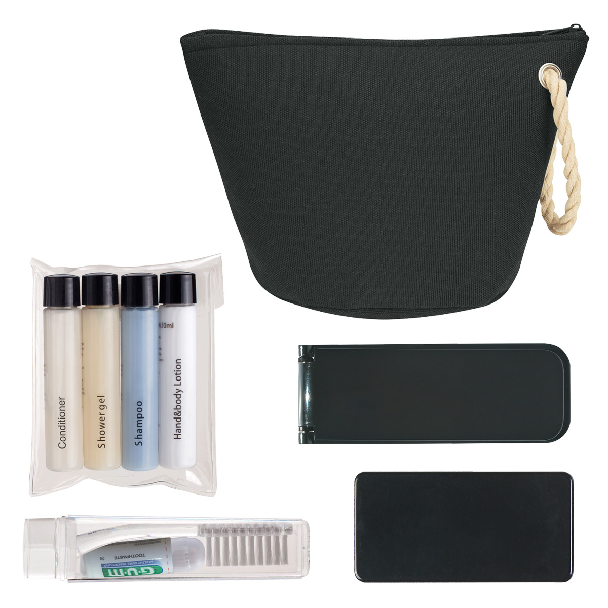 #CM 9955 Cosmetic Bag Travel Kit