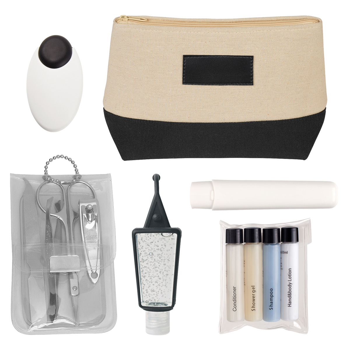 #CM 9957 Allure Cosmetic Bag Travel Kit