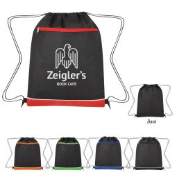 Drawstring Sports Packs - Non-Woven