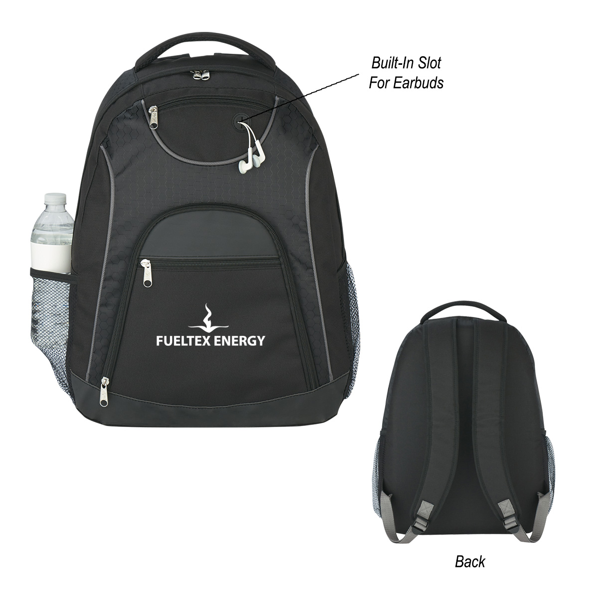 #CM 3419 The Ultimate Backpack