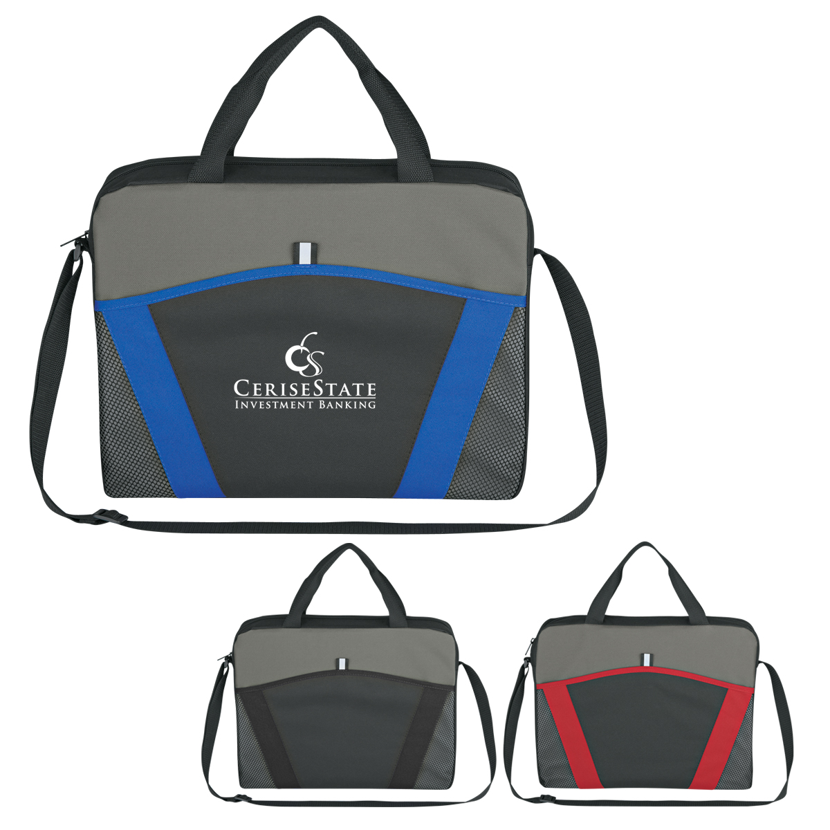 #CM 3544 Casual Friday Messenger Brief