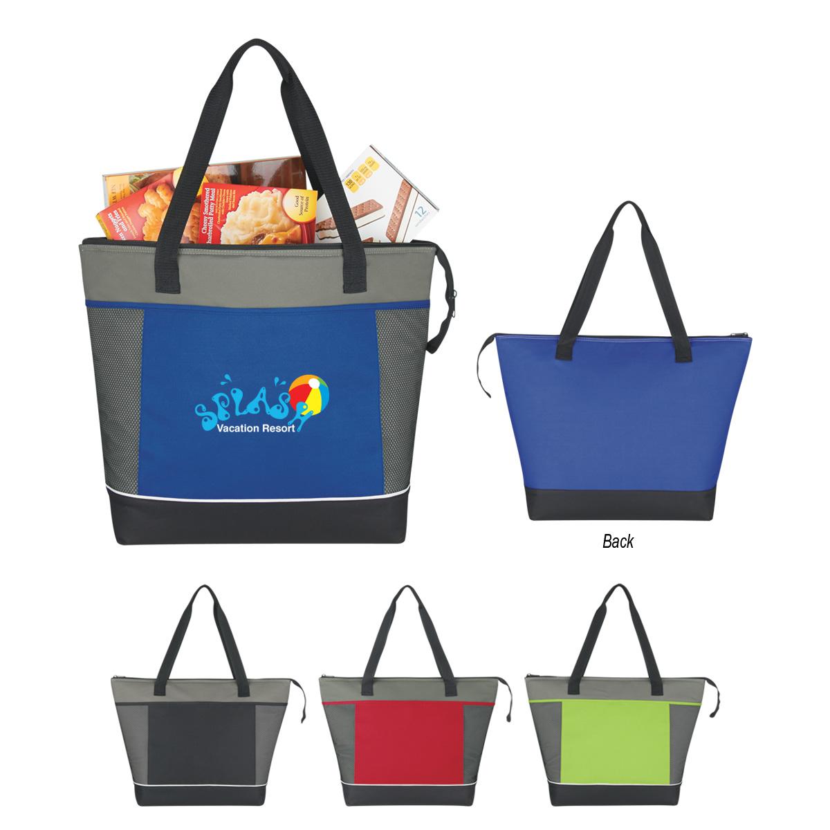 #CM 3558 Mega Shopping Kooler Tote Bag