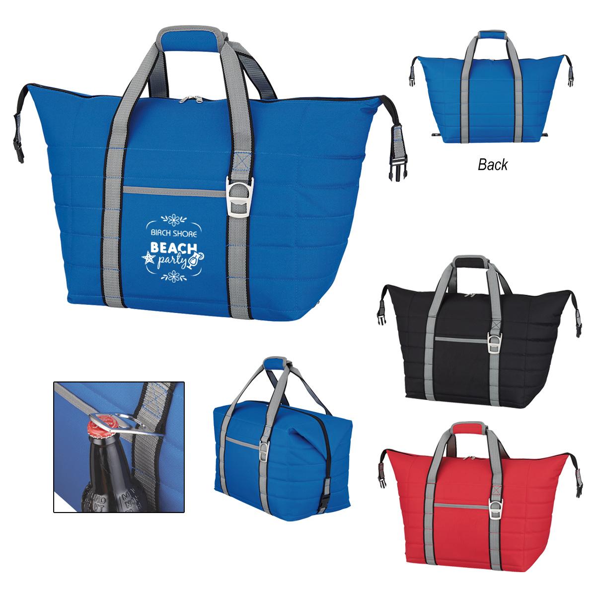 #CM 3597 Husky Kooler Tote Bag