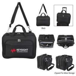 #CM 3711 Superlative Laptop Briefcase
