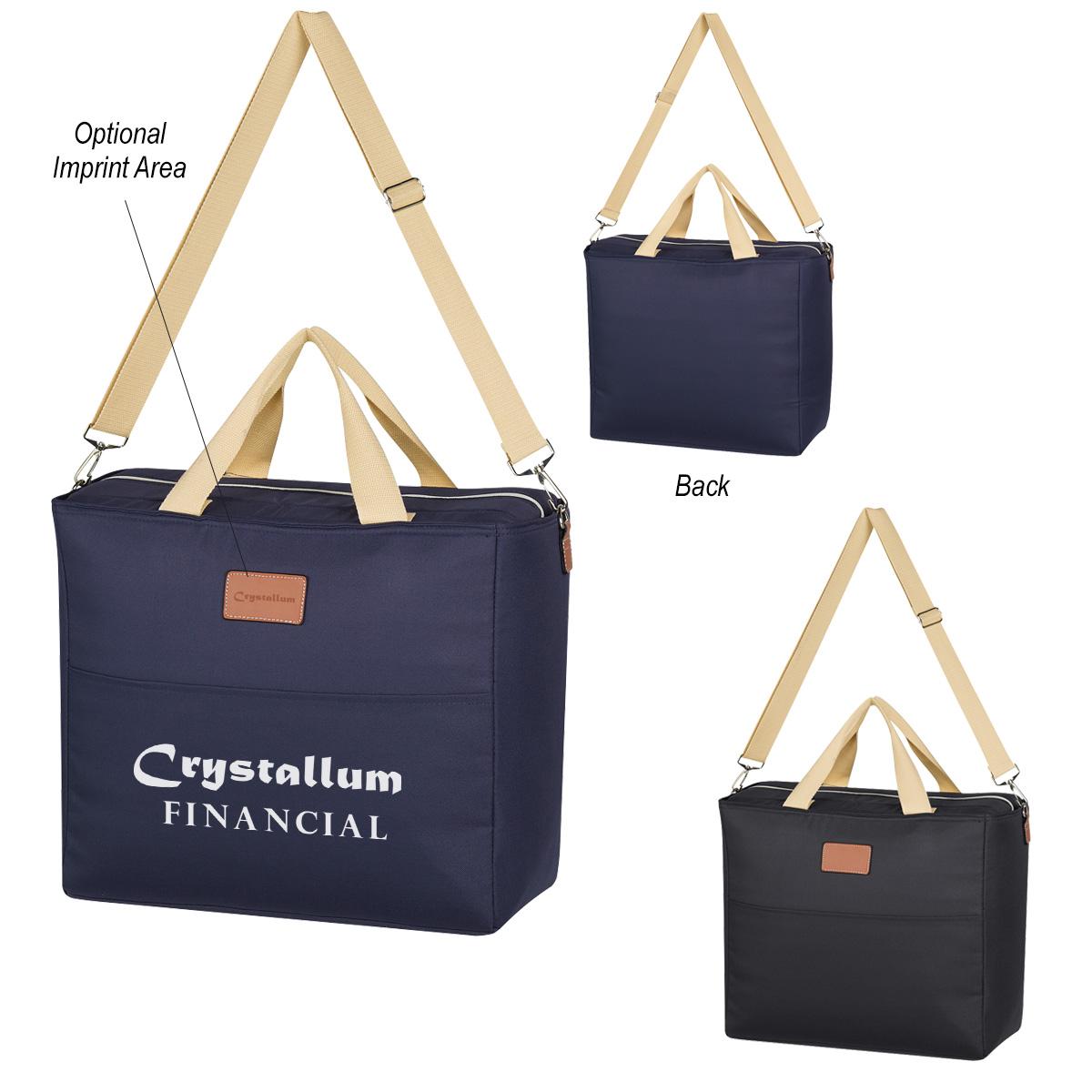 #CM 3740 Hefty Kooler Tote Bag