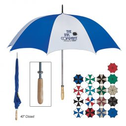 "#CM 4021 - 60"" Arc Golf Umbrella"