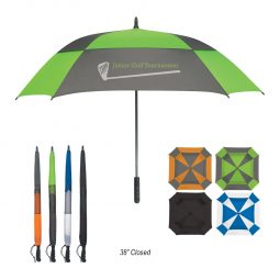 "#CM 4034 - 60"" Arc Square Umbrella"
