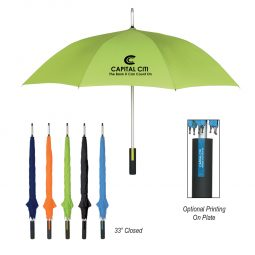 "#CM 4037 - 46"" Arc Spectrum Umbrella"