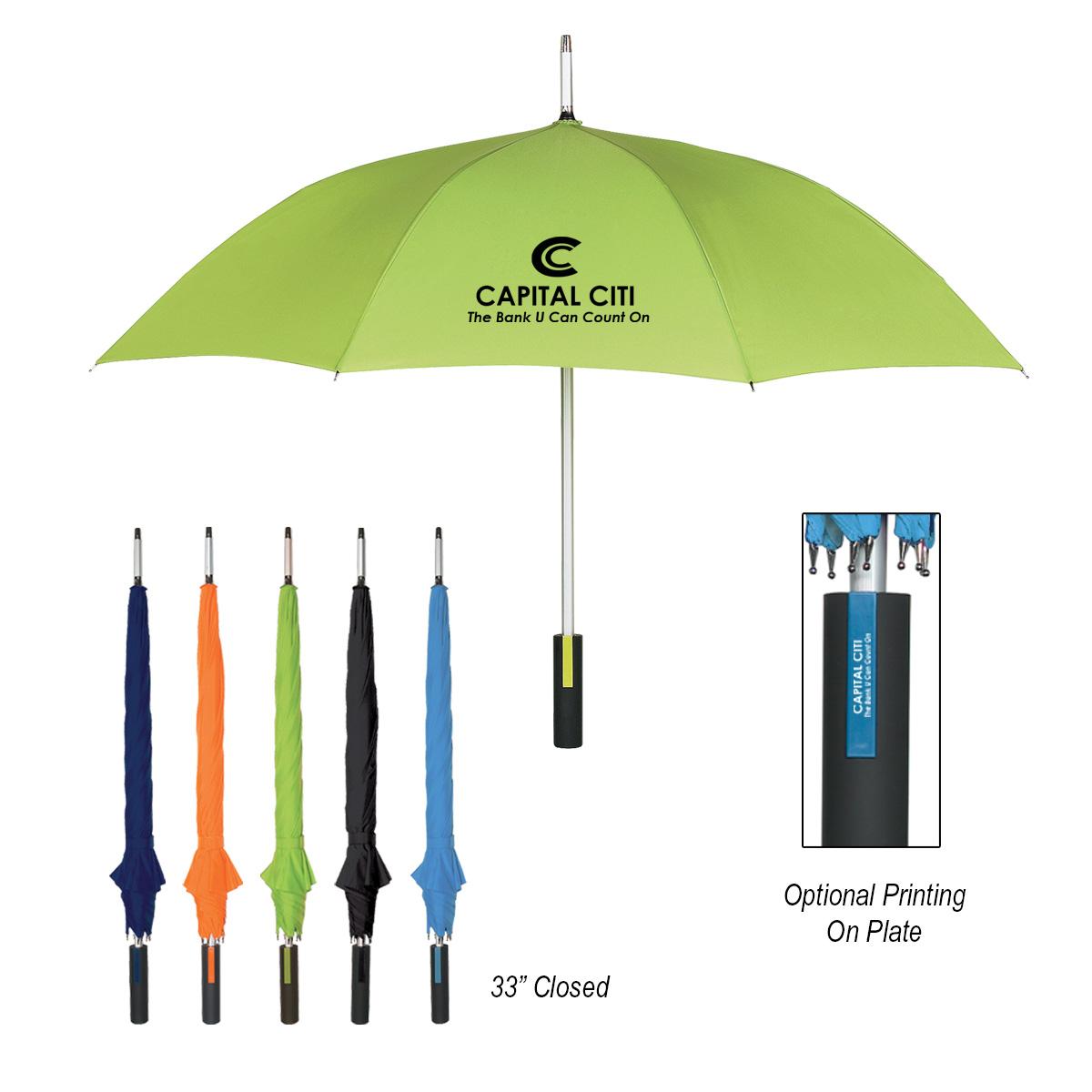 """#CM 4037 - 46"""" Arc Spectrum Umbrella"""