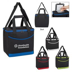 #CM 411 Grab-N-Go Kooler Tote Bag