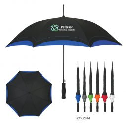 "#CM 4131 - 46"" Arc Umbrella"
