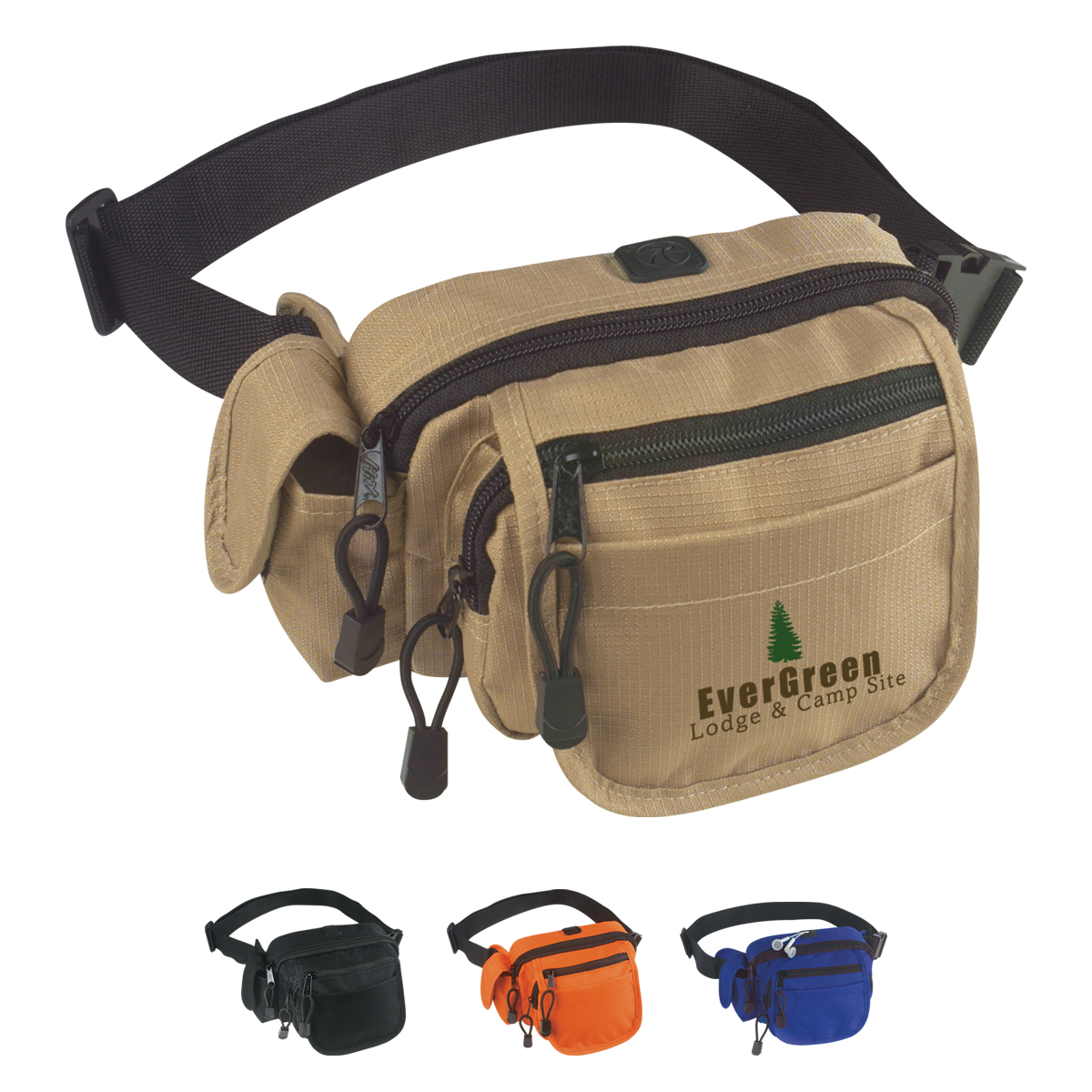#CM 4207 All-In-One Fanny Pack