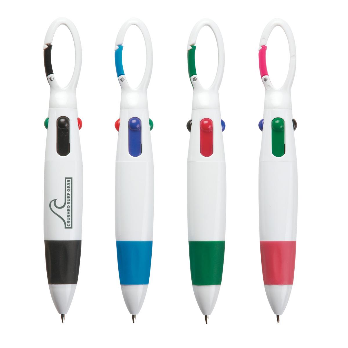 #CM 444 Quatro Carabiner Pen