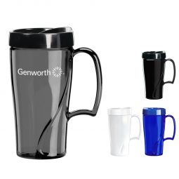 #CM 5644 - 16 Oz. Arrondi™ Travel Mug