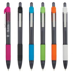 Sleek Write Plastic Ballpoint Pen