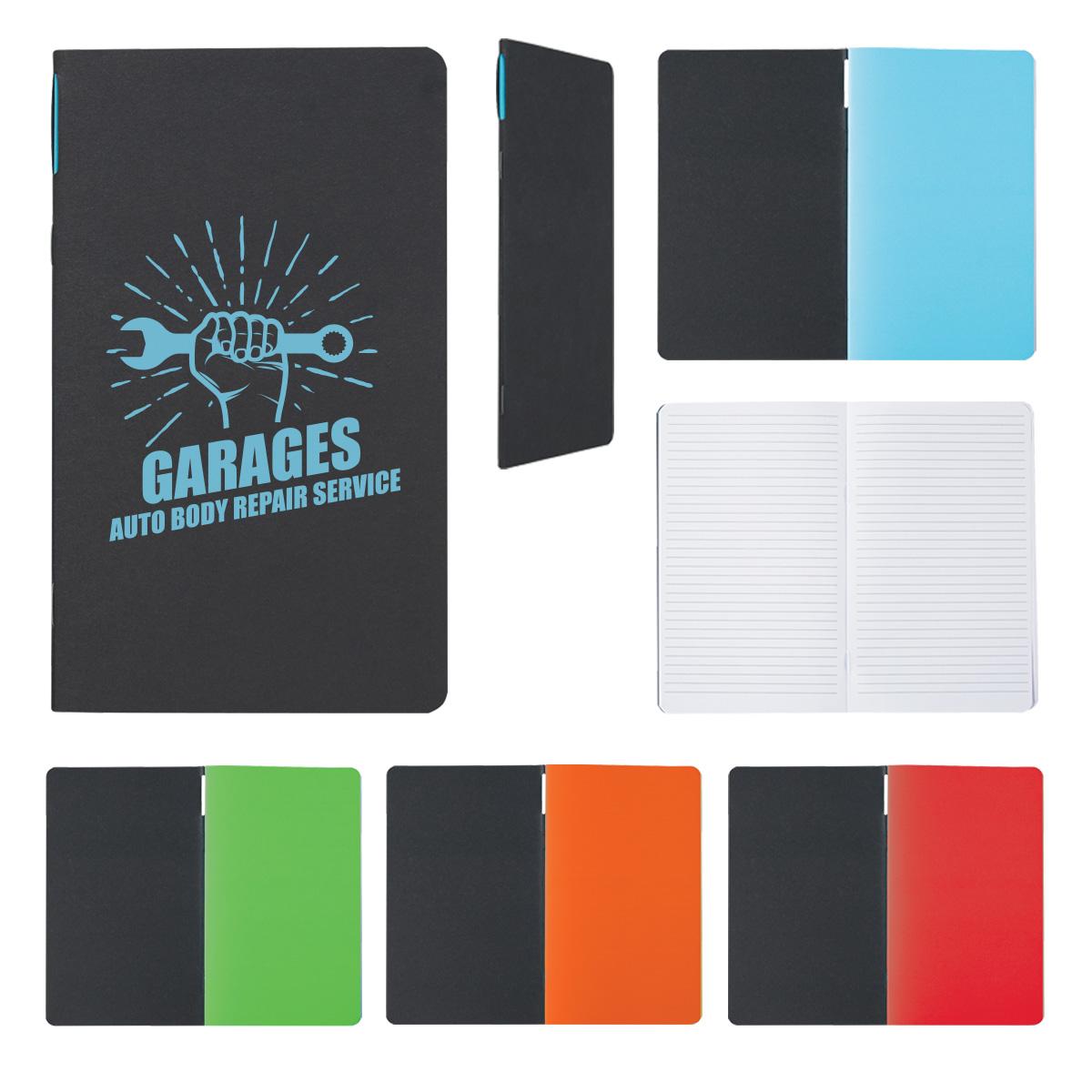 #CM 6104 – 5″ x 8″ Script Notebook 1