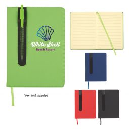 #CM 6442 Pen Pouch Notebook