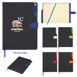 #CM 6446 Hint Of Color Notebook