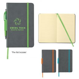 "#CM 6514 - 5"" x 8"" Pemberly Notebook"