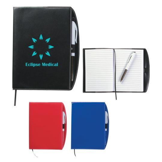 #CM 6950 Savannah Notebook With Pen