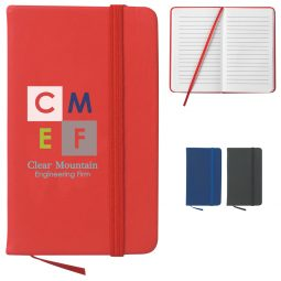 "#CM 6960 - 3"" x 5"" Journal Notebook"
