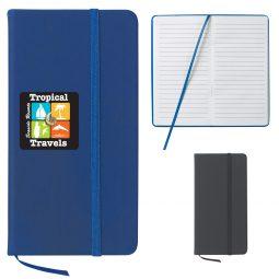 """#CM 6961 - 3 ½"""" x 6 ½"""" Journal Notebook"""