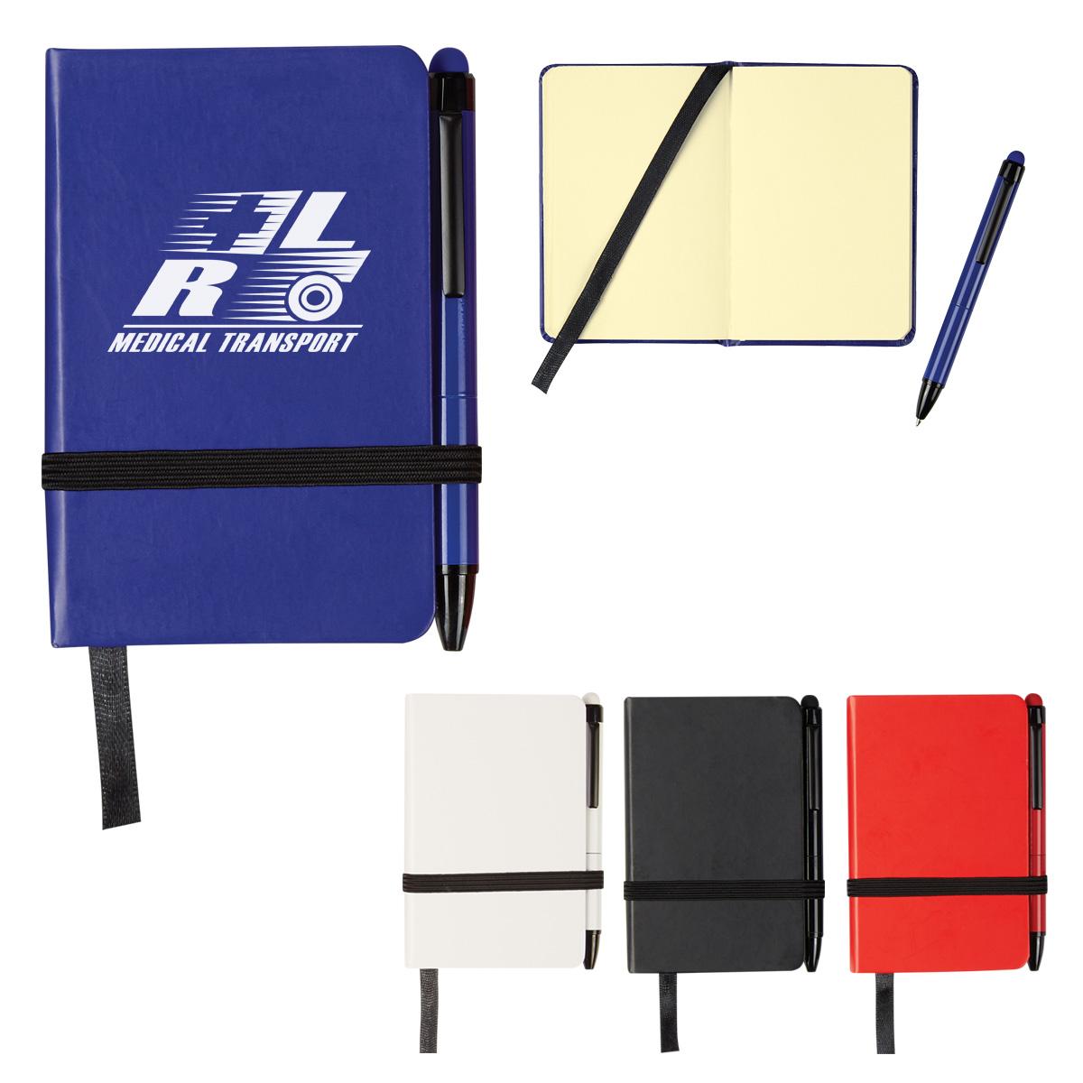 #CM 6982 Mini Jotter & Stylus Pen