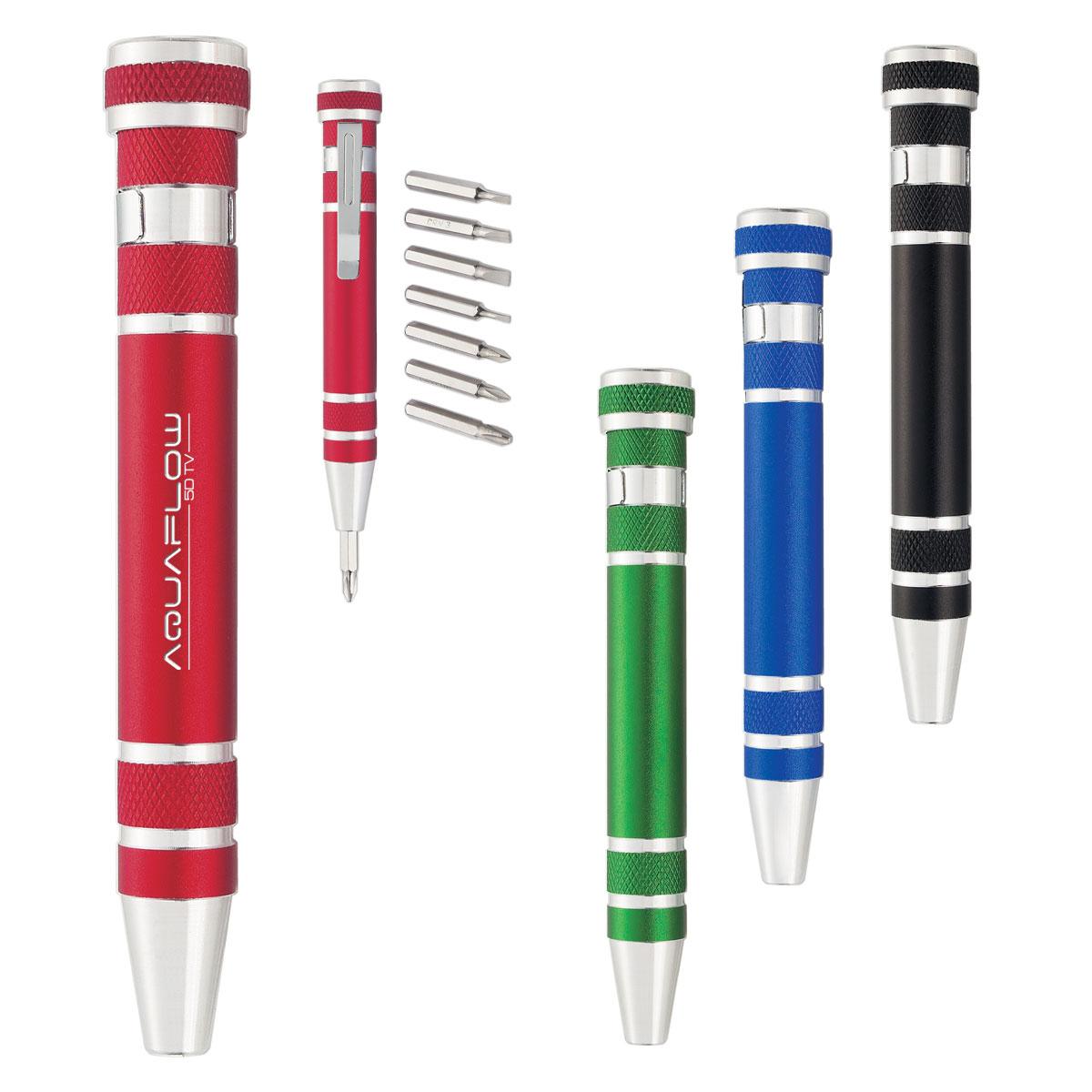 #CM 7210 - 8-In-1 Aluminum Multi-Tool Kit