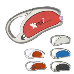 #CM 7211 LED Light With Pen And Carabiner
