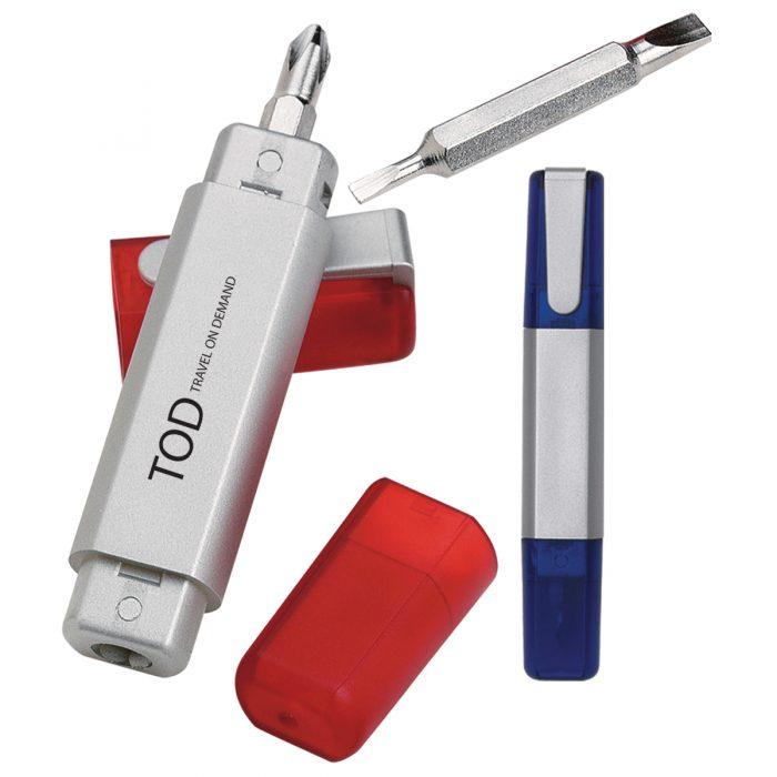 #CM 7222 Pocket Screwdriver Kit
