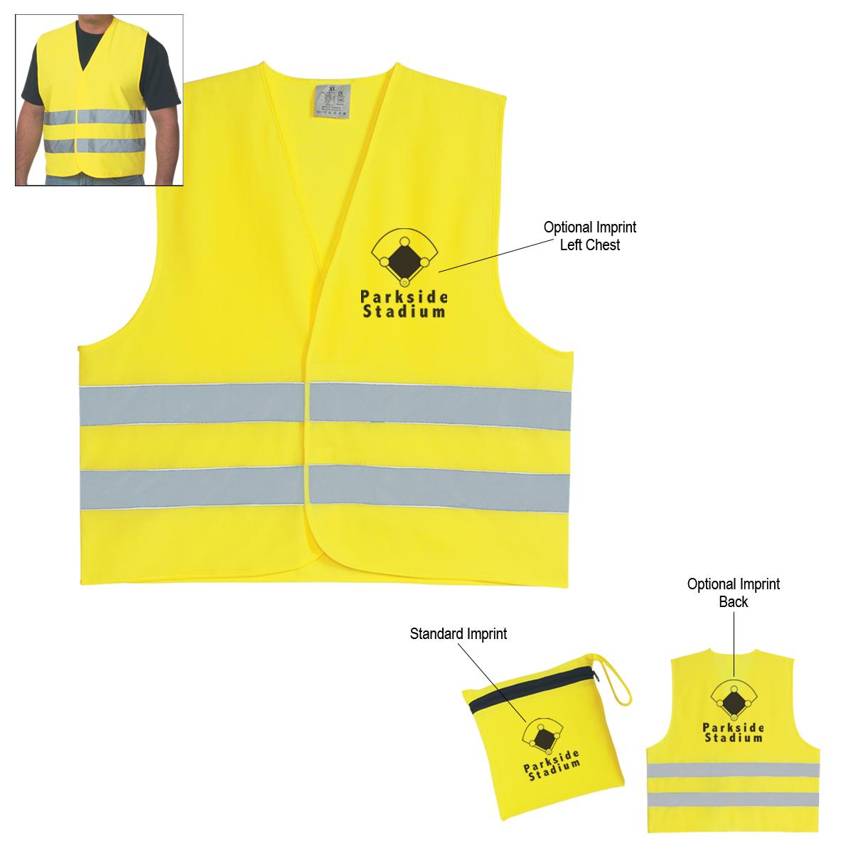 #CM 7720 Reflective Safety Vest