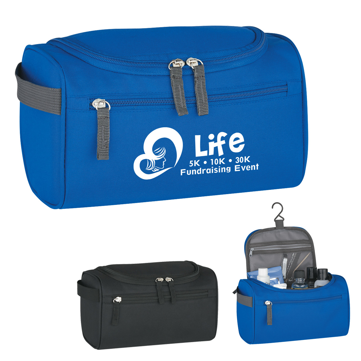 #CM 9419 Deluxe Travel Toiletry Bag
