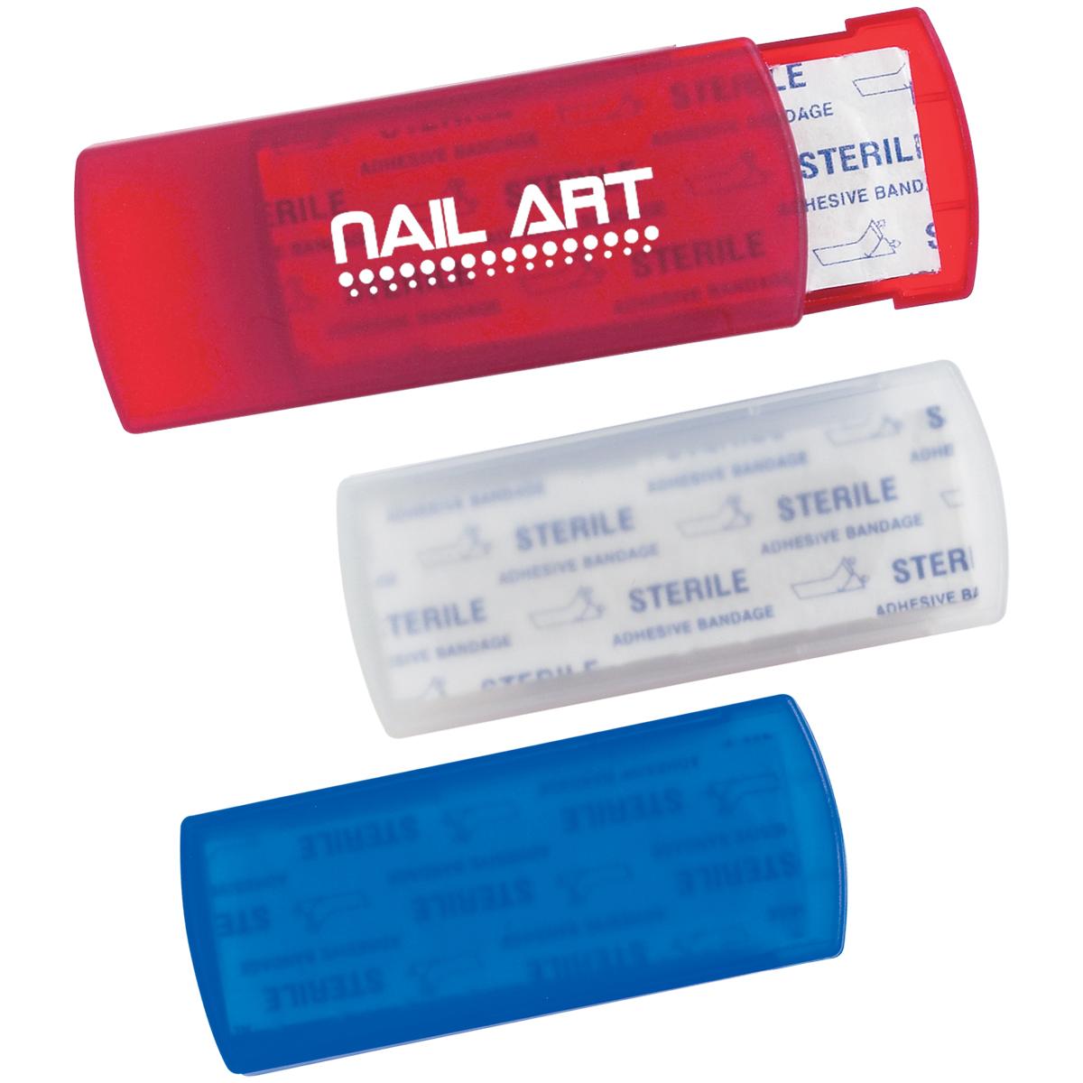 #CM 9429 Bandages In Plastic Case
