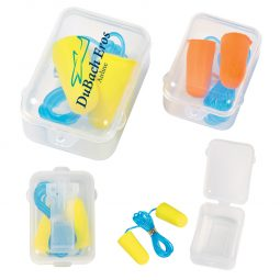#CM 9443 Foam Ear Plug Set In Case