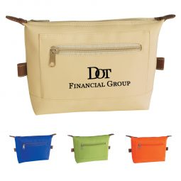 #CM 9452 Microfiber Cosmetic Bag