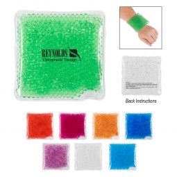 #CM 9466 Square Gel Beads Hot/Cold Pack