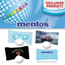 #CM I-MENTOS-MINTS Individually Wrapped Mentos Mints