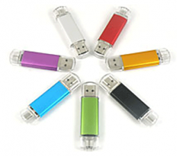 Smart Phone USB Flash Drives
