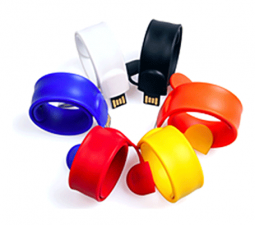 Wearable USB Flash Drives